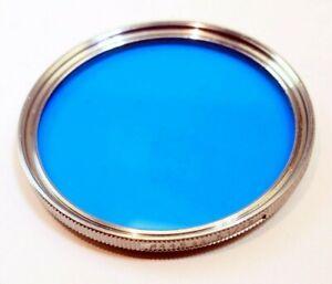 Kenko Pob 43mm Lentille Filtre Bleu Clair Cooling Pour Nikkor 5cm Télémètre