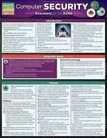Computer Security: Quickstudy Laminated Reference Guide (Poster)