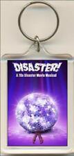 Disaster. The Musical. Keyring / Bag Tag.