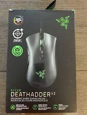 Razer DeathAdder V2 Ergonomic Gaming Mouse Chroma RGB, Optical Switch, 20K DPI