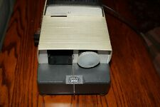 Paximat BRAUN slide 35 mm projector used