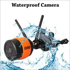 WATERPROOF WIRELESS IP 960P WIFI OUTDOOR D3D CAMERA  Support IOS/Android App