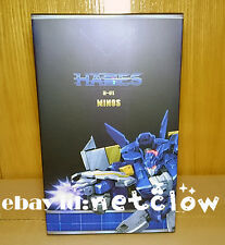 Transformers TFC toy Hades H-01 Minos Liokaise in Stock