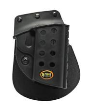 Fobus 1911 Paddle Holster 4500 Double Magazine Hand Gun Tactical Handgun Shoot