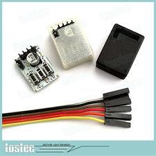 Gehäuse + Anschlußkabel SET für LED micro Blink Module B1 bis B10 passgenau
