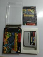 Videojuegos Street Fighter Nintendo PAL