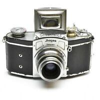 EXACTA IHAGEE DRESDEN CAMERA WITH EXACTAR 5.4 CM F/3.5 LENS c. 1937-1940s