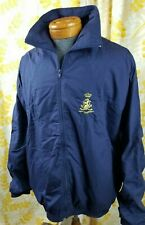 Vintage 1994 Netherlands JE MAINTIENDRAI Crest Embroidered Track Suit Jacket XL