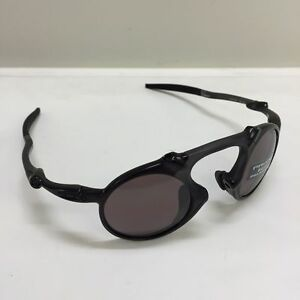 NEW OAKLEY X-Metal Madman - Dark Carbon w/ Prizm Daily Polarized, OO6019-05
