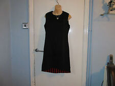 EMILY  STRANGE DRESS SIZE S  NEW  DRESS OFFICIAL ITEM GOTHIC RARE VINTAGE DESIGN