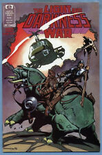 The Light & Darkness War #4 1989 Tom Veitch Cam Kennedy Marvel Epic Comics