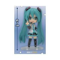 Vocaloid 3'' Hatsune Miku Prize Trading Figure Anime Licensed NEW