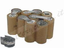 Batteria trapano Atlas Copco BXL12  12V Ni-Cd 2000 mAh. kit AUTO INSTALLAZIONE