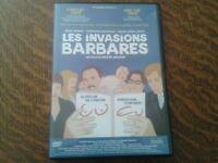 dvd les invasions barbares un film de denys arcand