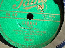 78 trs-rpm-BIZET - CARMEN par l'orchestre dir INGHELBRECHT  PATHE PG 49