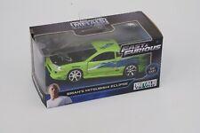 Jada Brian's Mitsubishi Eclipse Fast & Furious diecast 1:32 modellismo