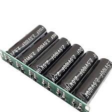 2.5V 100F Super Farah Capacitor Module 15V 16.6F Automotive Rectifier 12V 16.6F
