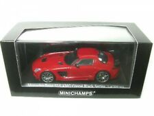 Minichamps Mercedes-Benz SLS AMG Coupe Black series Feueropal 437033021