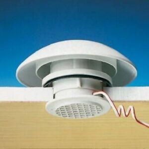 12v Mushroom Roof Vent Caravan Motorhome Boat Comet Electric Fan Ventilator