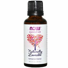 Naturally Loveable Oil Blend, 1 oz - NOW Foods Essential Oils