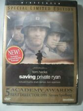 New Sealed Saving Private Ryan Dvd Widescreen