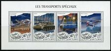 DJIBOUTI  2018   SPECIAL TRANSPORT SHEET   MINT NEVER HINGED