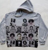 Black History Leaders Hoody sweatshirt equality justice civil rights