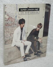 D&E The Beat Goes On Taiwan Ltd CD+Card (Super Junior DONGHAE & EUNHYUK)
