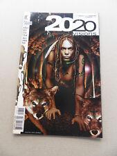 2020 Visions 8 .DC / Vertigo 1997 . VF