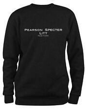 Styletex23 Sweatshirt Herren Pearson Specter Litt Suits Fan Kanzlei Logo