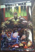 Hulk: World War Hulk Omnibus by Pak & Romita Jr (2017, Hardcover) NEW Sealed