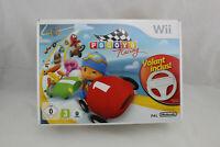 Coffret jeu POCOYO Racing pour Wii NEUF SOUS BLISTER PAL