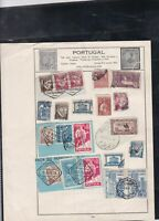 portugal stamps page ref 17366