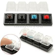 Keyboard Tester Kit Clear Keycaps 4 Key Switches Sampler for Cherry MX 1pcs