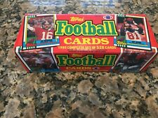 1990 TOPPS FOOTBALL COMPLETE  FACTORY SET! BRAND NEW NOT SEALED!
