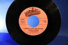 Valued JELLY BEANS I Wanna Love Him So Bad / So Long 45 COLLECTABLES 1374 VG++