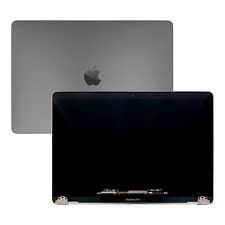 """Space Gray MacBook Pro 13"""" Retina LCD Display Assembly for 2016 2017 A1706 A1708"""