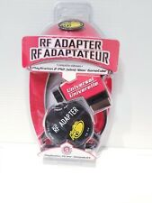 MadCatz Universal Video Game System RF Adapter, New