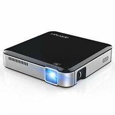 Apeman Mini Video Projector DLP Pocket LED Portable Projector Built In Battery