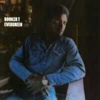 Booker T – Evergreen Vinyl LP Epic NEW/SEALED