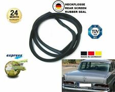 FOR MERCEDES HECKFLOSSE COUPE W110 W111 W112 1959-> REAR WINDOW RUBBER SEAL