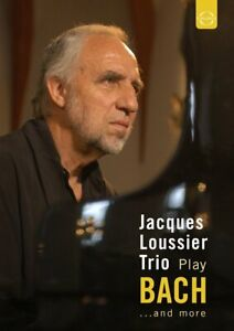 Jacques Loussier Trio Play Bach And More DVD ADA UK