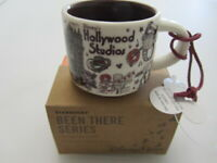 Disney Starbucks Hollywood Studios Mini Mug Ornament Been There Park + FREE GIFT