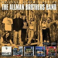 The Allman Brothers - Original Album Classics [New CD] Holland - Import