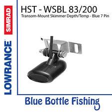 Lowrance / SIMRAD HST-WSBL 83/200 Transducer