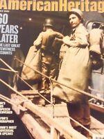 American Heritage Magazine End Of World War II July 2005 120818nonrh