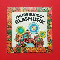 LP Amiga 845103, Haidburger Blasmusik, Top Zustand