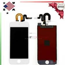 For Apple iPod Touch 5 6th Gen LCD Display Screen Touch Digitizer Assembly White