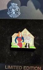 Disney Shopping .com - On the Farm Jessica & Roger Rabbit American Gothic Pin