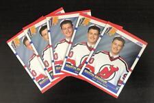 (HCW) 1990-91 Score American NHL Hockey Martin Brodeur Rookie RC Card Lot of 5